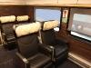 LEO Express - interier, Premium třída, foto: LEO Express
