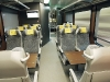 LEO Express - interier, Ecconomy třída, foto: LEO Express