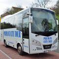 ISUZU NOVO –  PREMIANT  představil nové výletní autobusy v Praze