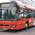 Elektrobus VOLVO testují v Nizozemsku