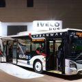Iveco Bus na Světovém kongresu a výstavě UITP 2013 – oficiální zpráva