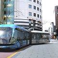 Renesance trolejbusů v Leedsu