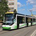 Nové tramvaje Škoda Transportation  vyjely v Maďarsku  o několik týdnů dříve!