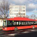 Škoda Electric testuje trolejbusy  pro Bratislavu