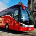 SETRA 515 HD Comfort Class se představila na výstavě TOURISM EXPO v Olomouci