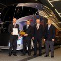 Servisní partner MAN Truck & Bus roku 2013