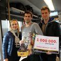 LEO  Express  – 1 000 000 zákazníků!