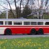 Slavnost 65. let trolejbusů v Hradci Králové