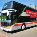 STUDENT AGENCY má 9 nových dvoupatrových autobusů SETRA   431 DT