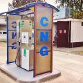 Další nová CNG plnicí stanice, nyní také v Hodoníně!