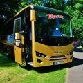 Autobus ISUZU NOVO na výstavě Autosalon Louny