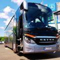 Autokar SETRA TopClass S 517 HDH konečně také v Čechách!
