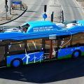 Společnosti ABB a Volvo – partnerství pro elektrické autobusy