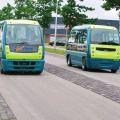 Autobusy, které jezdí bez řidiče – Projekt CityMobil2