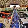 Rekordní autobusový veletrh CZECHBUS 2014 v Praze