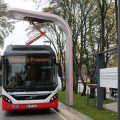 Premiéra – Plug-in hybridní autobusy Volvo s dobíjením Siemens v Hamburku
