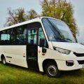 Minibusy STRATOS EURO VI na veletrhu CZECHBUS 2014