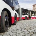 Světová premiéra velkokapacitního autobusu Mercedes-Benz CapaCity L