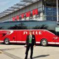 Další nový autobus Setra 515 HD pro společnost JV – TOUR