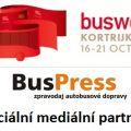 BUSWORLD 2015 – BusPress oficiální mediální partner