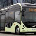 První plně elektrický autobus Volvo jezdí v Göteborgu