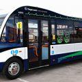 Inverness  – další elektrobusy Optare  jezdí  ve Skotsku