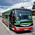 Elektrobus SOR EBN 11 – Cegelec, dlouhodobé testování v Praze