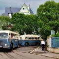Zlatý Bažant 2015 – 14. sraz historických autobusů a užitkových vozidel