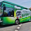 Projekt 3iBS -ve výhledu více než 40 % městských autobusů elektricky