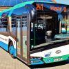 """První Solaris Urbino 12 """"nové generace"""" jezdí v Německu!"""