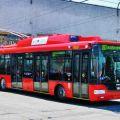 100 nových českých trolejbusů Škoda jezdí v Bratislavě