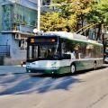 Velká dodávka trolejbusů ze Škoda Electric do Staré Zagory