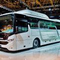 Busworld  2015 –  premiérové představení autobusu Scania Interlink