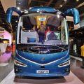 Irizar i8 vydařená španělská premiéra na veletrhu Busworld2015