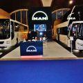 MAN Truck & Bus Czech Republic na veletrhu CZECHBUS 2015