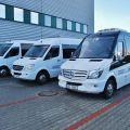 Od Škoda 1203 až k autobusům Mercedes – Benz Sprinter