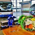 ICOM transport přebírá největší dodávku autobusů Setra 415 LE business v Evropě