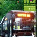 Vyšlo 5. časopisu Městská DOPRAVA, na titulní straně E Bus Ekova Electron