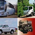 ISUZU náhradní díly – BUS, TRUCK, VAN, INDUSTRIAL ENGINES