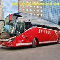 Na autosalon do Ženevy  luxusním autokarem s JV – TOUR /reklama/