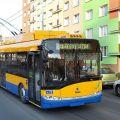 Nové bateriové trolejbusy Škoda ve Zlíně