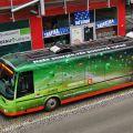Další dva elektrobusy SOR EBN 9,5 zahájily pravidelný provoz v Praze
