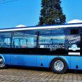 Arriva testuje další elektrobus SOR v Chrudimi