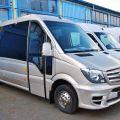 Jarní nabídka výrobce autobusů KHMC – okamžitě k odběru nový Mercedes-Benz 519 CDI Sprinter Euro 6
