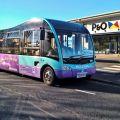 První elektrobus ve Skotsku má ujeto 100 tisíc mil