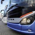 Nové autobusy Mercedes a Setra pro polskou dopravní společnost Raf Trans