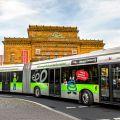 Indukční nabíjení elektrobusů Bombardier PRIMOVE prezentuje zajímavé výsledky