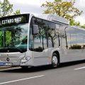 Testovali jsme novinku, plynový městský autobus Mercedes – Benz Citaro  NGT