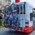 Cyklobusy v Praze