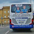 200 lidí si vyzkoušelo řídit autobusy ICOM transport